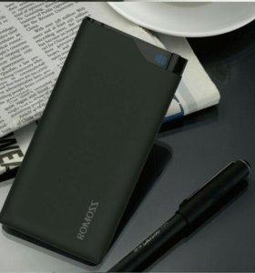 Romoss Neon power bank 10000mAh внешний аккум