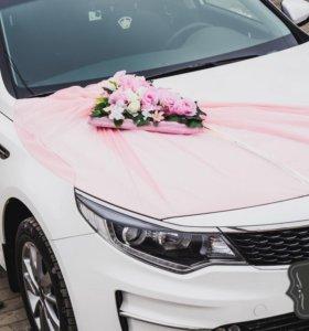 Заказ свадебного автомобиля