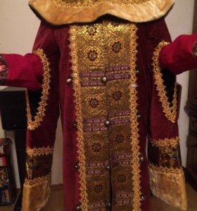 Костюм новогодний ,царь