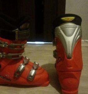 Горные ботинки salomon