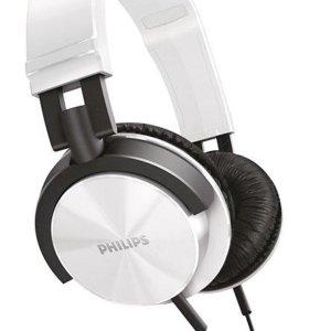 Наушники Philips SHL3010WT(новые)