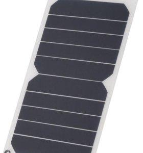 Мобильная солнечная панель