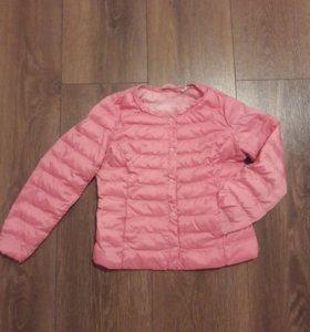 Куртка на 3-4 года