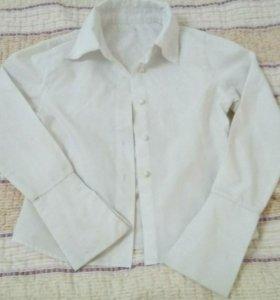 Рубашки школьные для девочек