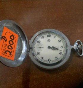 Часы карманные Молния СССР