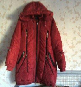 Куртка женская больше 50 размера