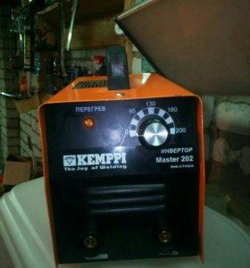 Сварочный аппарат инвекторный Кемпи
