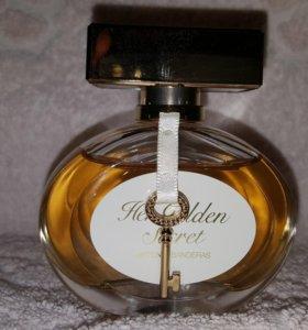 Туалетная вода Antonio Banderas Her golden secret