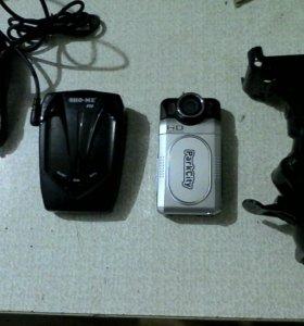 Видео регистратор антирадар