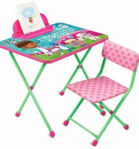 Набор детской мебели для мальчиков и девочек