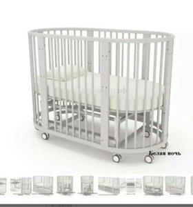 Детская кровать-трансформер БЭТТИ