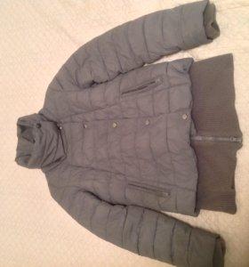 Куртка синтепоновая демисезонная