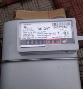 Счётчик газа с корректором температуры