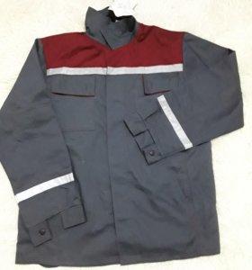 спецодежда куртка,новая размер 52-54,56.