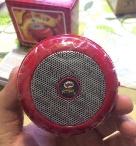 Bluetooth колонка Pringles