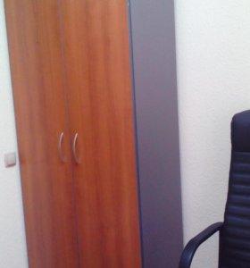 "Офисный шкаф 2-х дверный, произв. оао ""Шатура"""