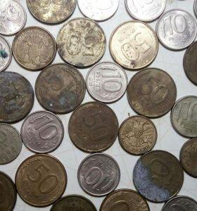 Монеты ,мелочь