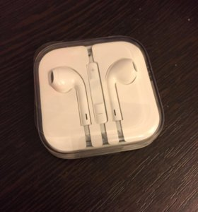 Наушники Apple EarPods 3,5 мм