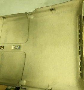 Обшивка потолка ВАЗ 2108-09