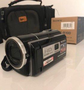 Видеокамера Sony HDR-PJ260E + штатив