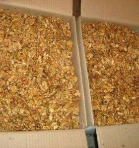 Чищеный грецкий орех .новый урожай