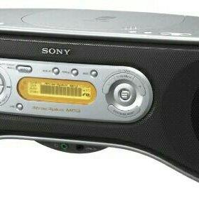 CD магнитола