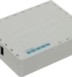 Роутер MikroTik hEX PoE Lite RB750UPr2