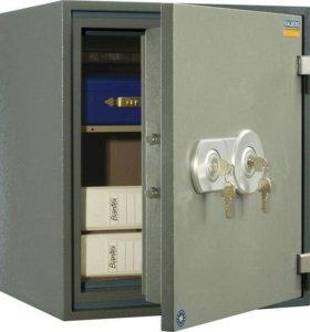 Сейф огнестойкий FRS-51 KL ключ + ключ 514х445х405