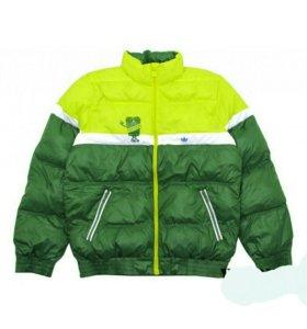 Новая мужская куртка adidas ac jacket c
