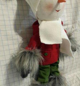 Текстиль кукла