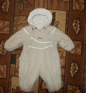 детский комбинизон,керри. 68 размер