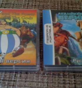 Картриджи для Sega Megadrive Portable
