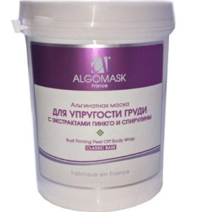 ALGOMASK Маска для упругости груди