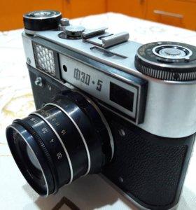 Фотоапарат ФЕД-5