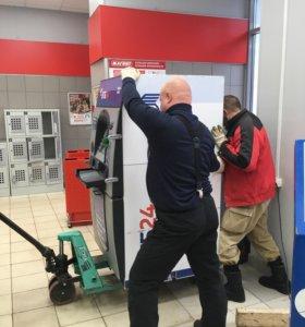 Перевозка и такелаж банкоматов