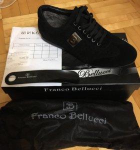 Franco Bellucci зима