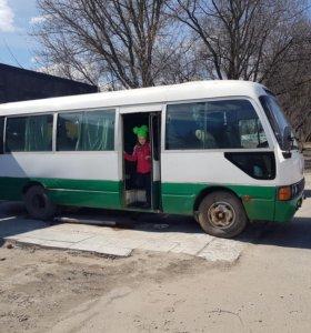 Автобус Тойота коастер 2001г