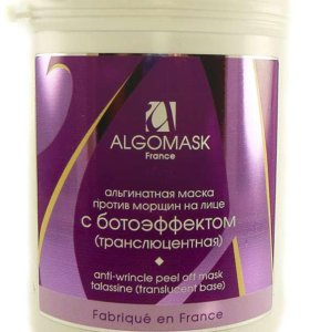 ALGOMASK Маска против морщин с ботоэффектом