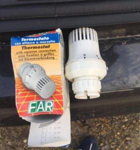 Терморегулятор на радиатор отопления FAR