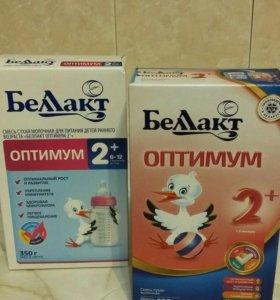 Молочная смесь Белакт-2 350 гр