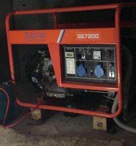 Газовый генератор