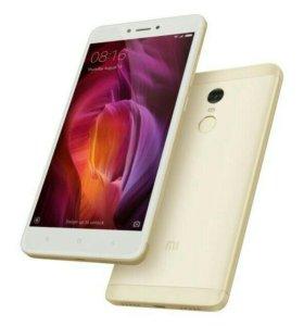 Новый смартфон Xiaomi Redmi Note 4X 3GB/32GB