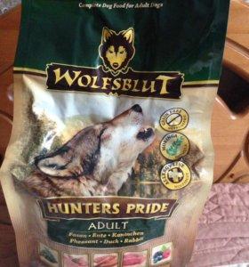 Wolfsblut корм для собак 2 кг