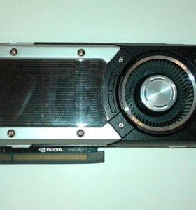 Видеокарта Nvidia Geforce GTX 980