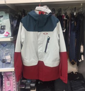 Куртка сноуборд Oakley Ridgewood Jacket Crystal
