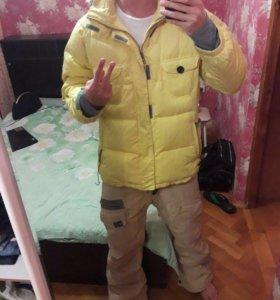 Куртка сноубодическая