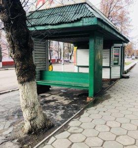 Ларек в центре города