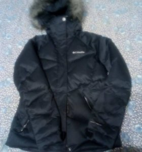 Куртка зима columbia