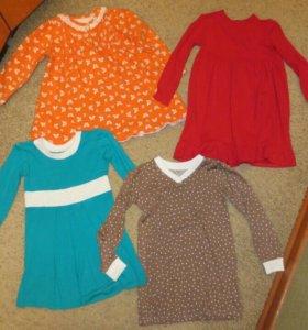 Платье для садика на 2-3 года