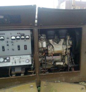 Дизель-генераторы 38 кВт